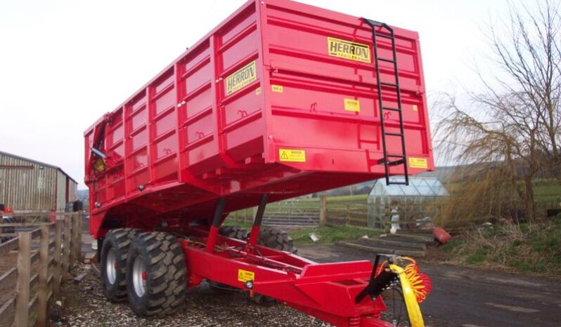 16/14T Grain/Root Trailers for sale in North Yorkshire full