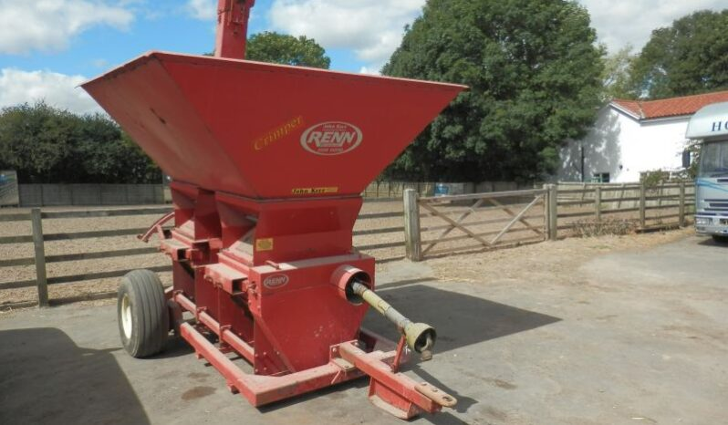 RENN RMC 24T MOBILE ROLLING/CRIMPING MILL for sale in North Yorkshire full