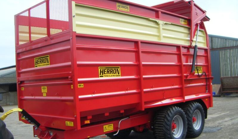 HERRON SILAGE TRAILERS for sale in North Yorkshire full
