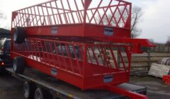 SHEEP FEED TRAILERS for sale in North Yorkshire full