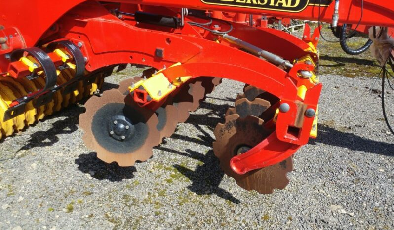 Used Vaderstad cr650 Cultivator for sale in Cambridgeshire full