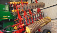 Used Vaderstad CR650CB Cultivator for sale in Cambridgeshire full