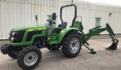 ** BRAND NEW SIROMER 404 4WD TRACTOR WITH REAR BACK ACTOR YEAR 2021 ** full