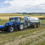 New Holland Methane Tractor