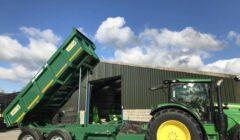 Smyth Dump Trailers for sale in Somerset full