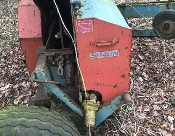 Used Reco SH40 Forage Harvester For Sale full
