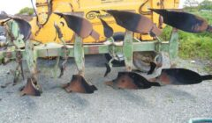 Used Dowdeswell DP7D2 4 furrow plough For Sale full