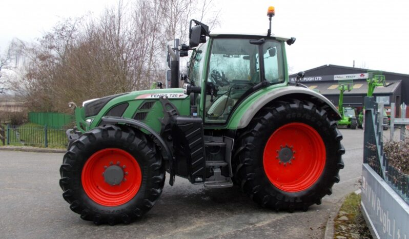 Used Fendt 720 Vario Tractor full