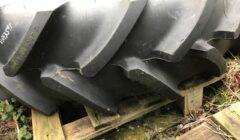 Used 12.4 R28 Michelin tyre full