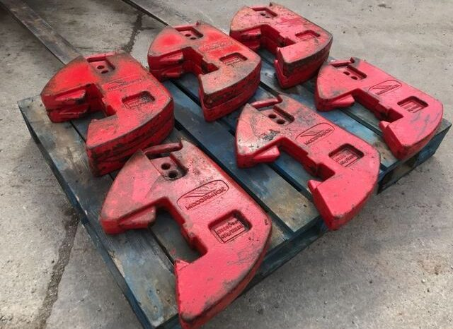 Mccormick Front weights £475 for sale in Gloucestershire full