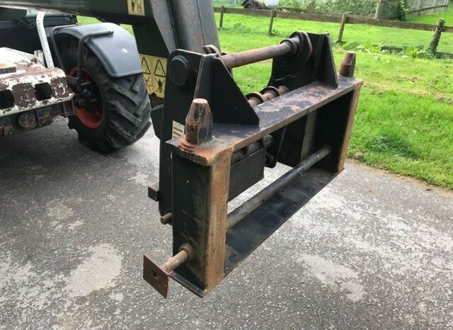 Cherry Products Bobcat to Matbro pin and cone adapter plate £1,000 for sale in Gloucestershire full