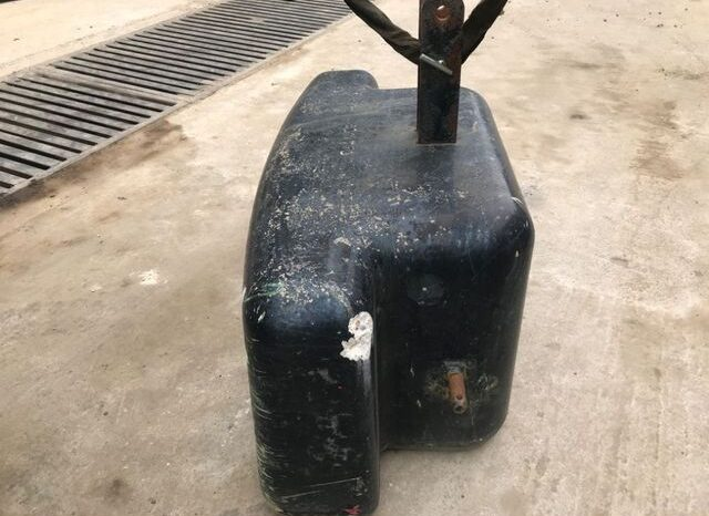 750KG front weight block  £650 for sale in Gloucestershire full