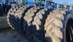 Used 2016 MITAS ROW CROP TYRES USED ROW CROP TYRES IN GOOD CONDITION REARS �100 EACH, FRONTS �50 EACH. for sale in Oxfordshire full