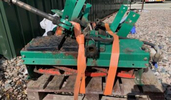 ransomes 5/7 gang mower for tractor full