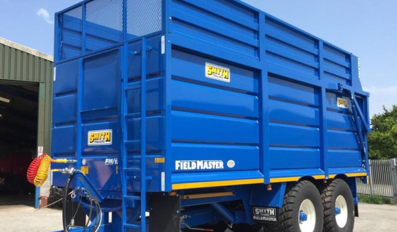 Smyth Field Master Contractor Silage Trailers for sale in Somerset full
