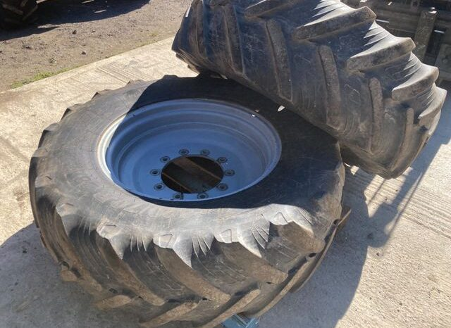 2017 Massey Ferguson Wheels and tyres to suit 6700s series £2,250 for sale in Gloucestershire full